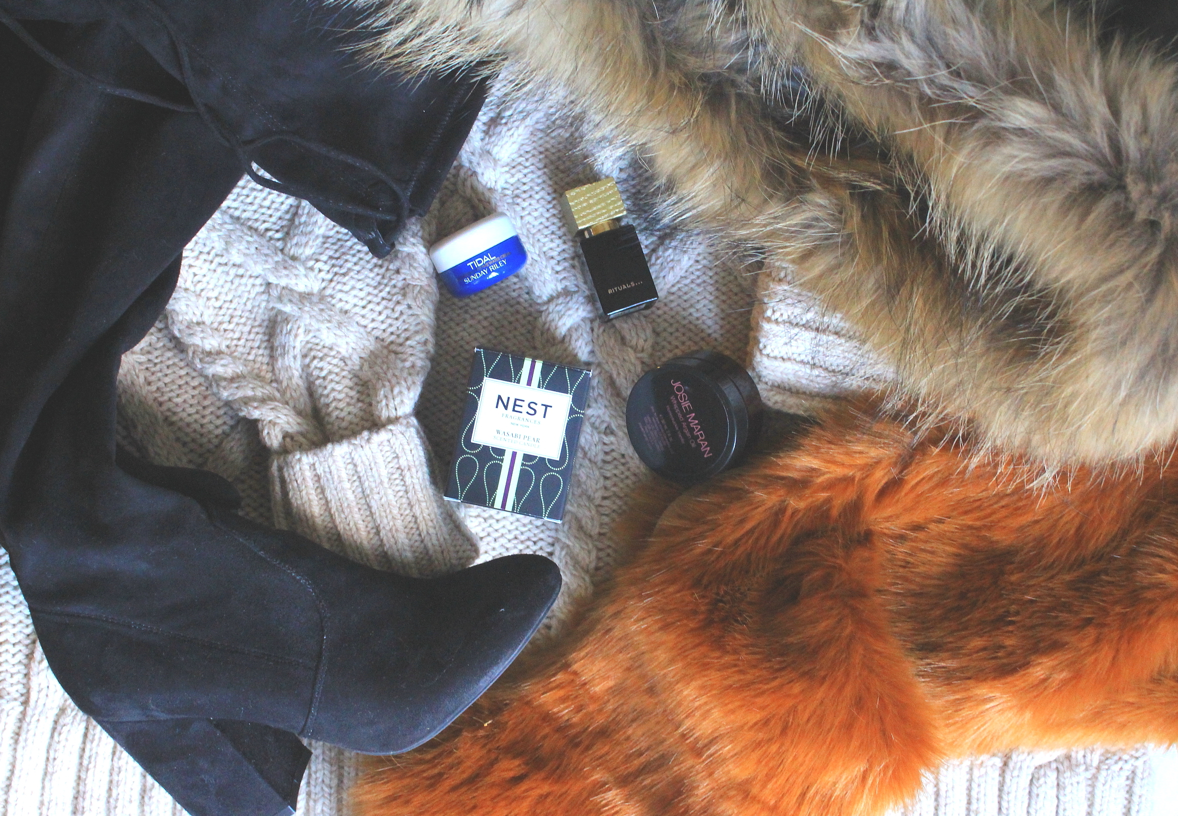 winter essentials cold weather dressing